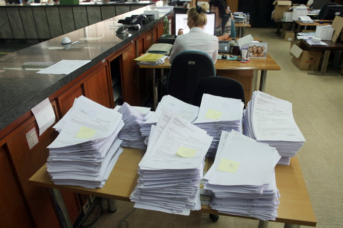 Од 1 февруари администрацијата се враќа на работа во комплетен состав и со полно работно време?