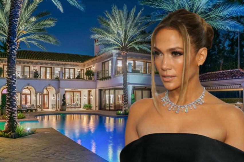 Џенифер својот нов луксузен дом го пллатила 40 милиони долари: Се наоѓа на остров, а еве каква посебна просторија има во него!