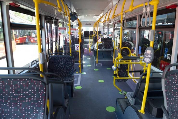 Автобусите ќе се полнат до 75 отсто од капацитетот при меѓународен и меѓуградски превоз