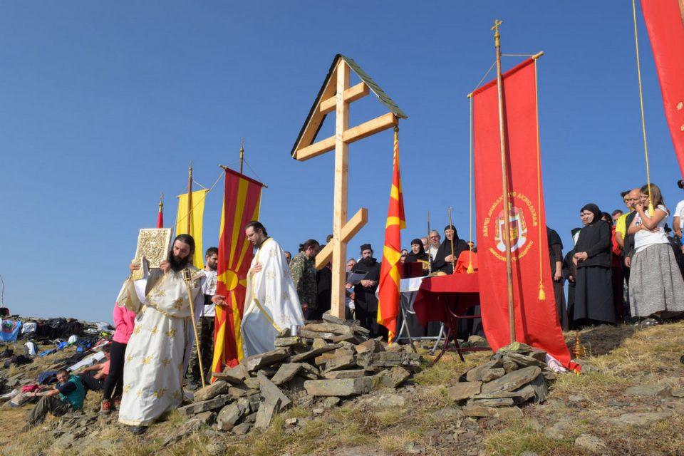На Голем Крчин и годинава ќе се отслужи боженствена утринска литургија со запазување на здравствените мерки