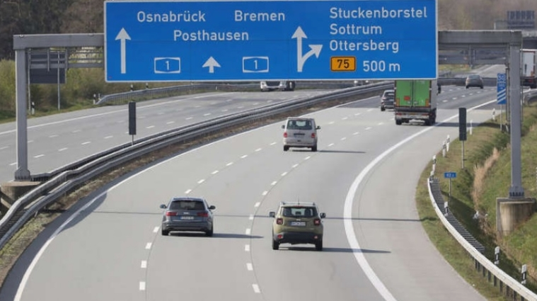 Германски медиуми: Најмногу заразени на германскиот автопат А3 преку кој доаѓаат од Западен Балкан