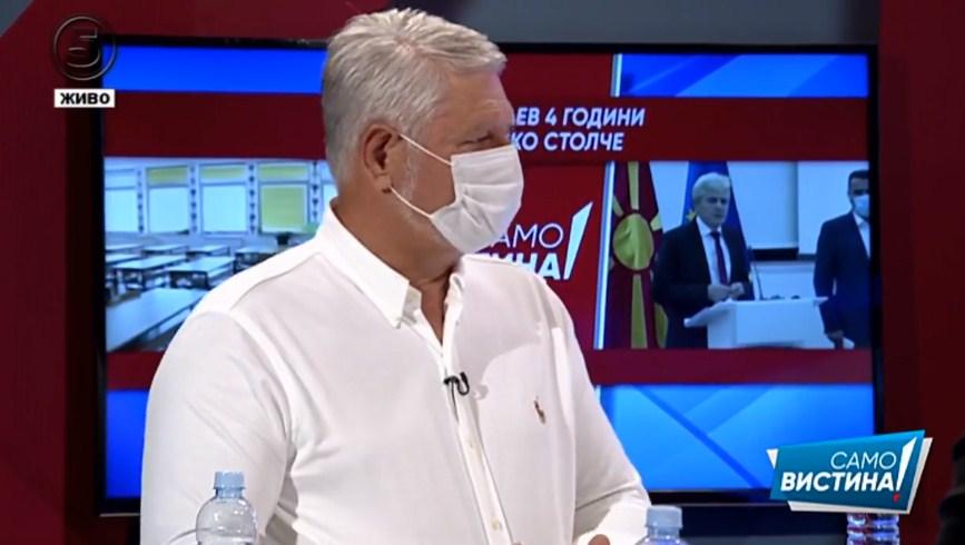 Јакимовски: Со оваа влада може само да ни се случи грчко сценарио, Македонија е пред банкрот