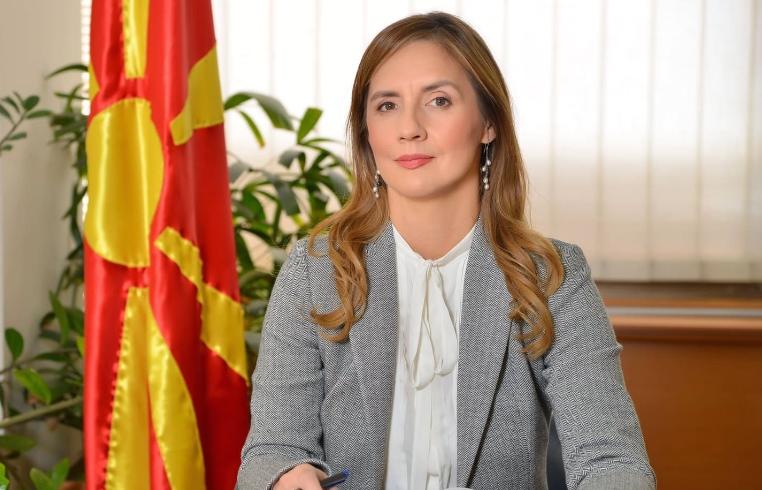 Ангеловска-Бежоска: Банкарскиот систем е и останува стабилен и сигурен, Еуростандард банка е изолиран случај