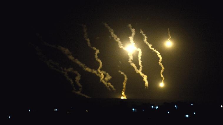 Ракетирана ирачката воздушна база Балад