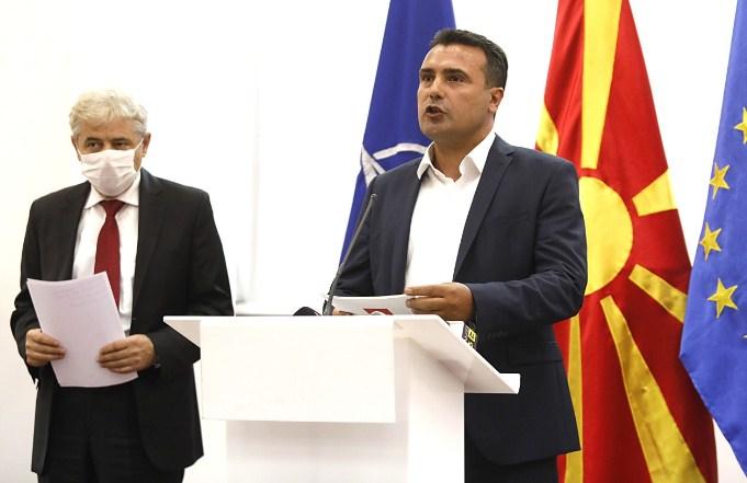 Заев: Постигнавме договор со ДУИ, во владината коалиција влегува и ДПА