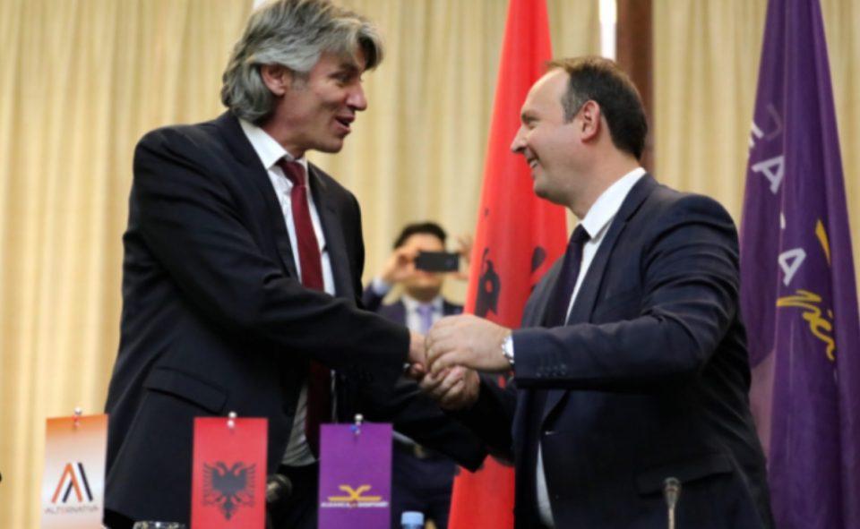 Алијанса за Албанците и Алтернатива: Ако ДУИ не го постави Насер Зибери за премиер треба да оди во опозиција