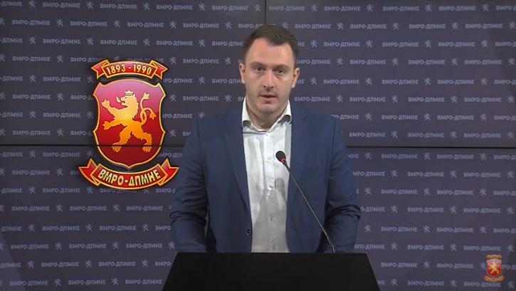 Андоновски: Со Бојан Маричиќ оваа влада на Заев не може да биде реформска