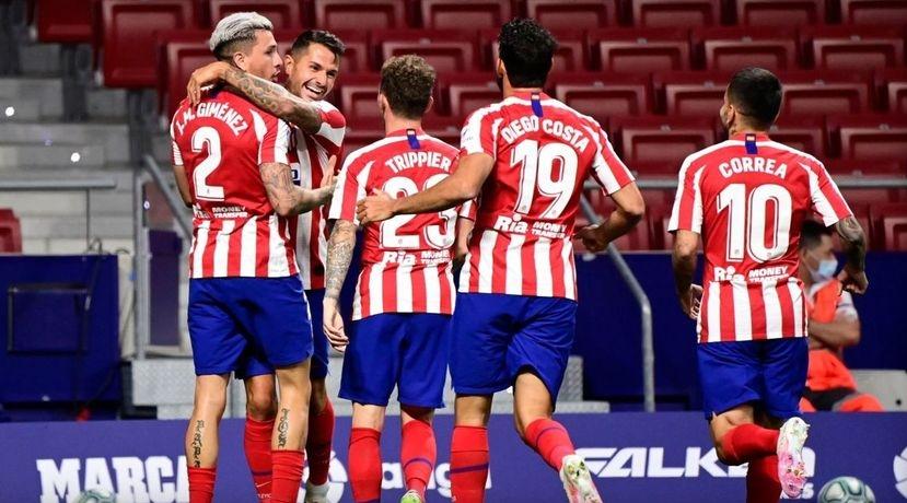 Шок за Атлетико пред заминувањето за Лисабон: Двајца имаат коронавирус