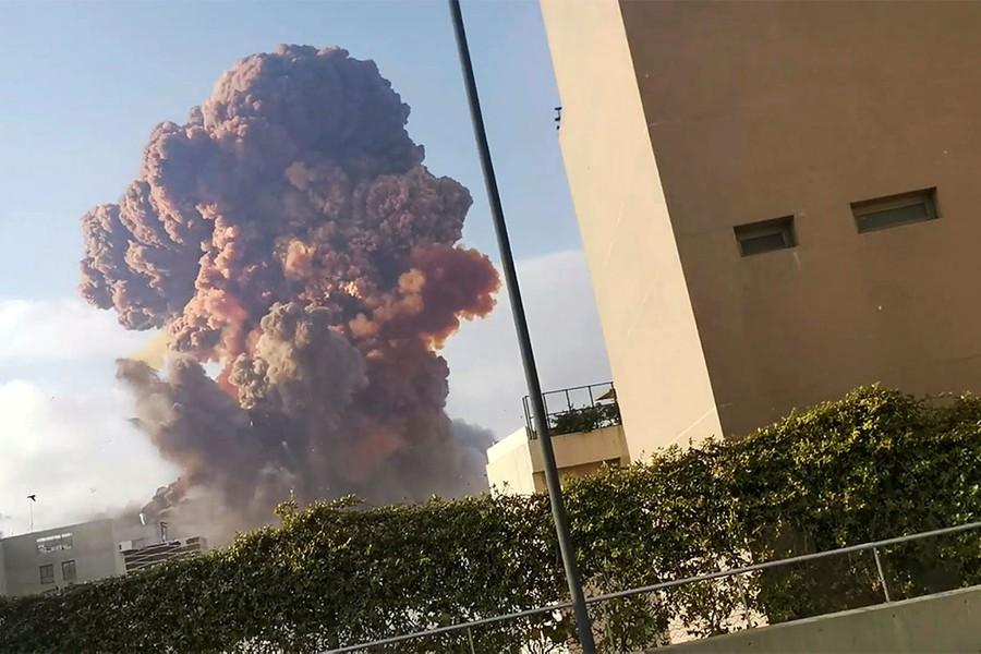 Расте бројот на загинати лица од експлозијата во Бејрут