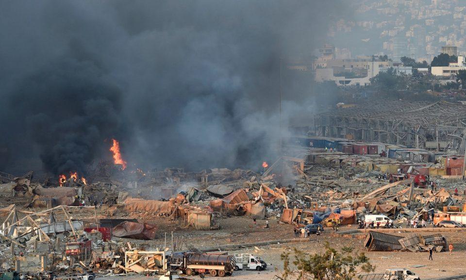 И министерката за правда поднесе оставка по експлозијата во Бејрут