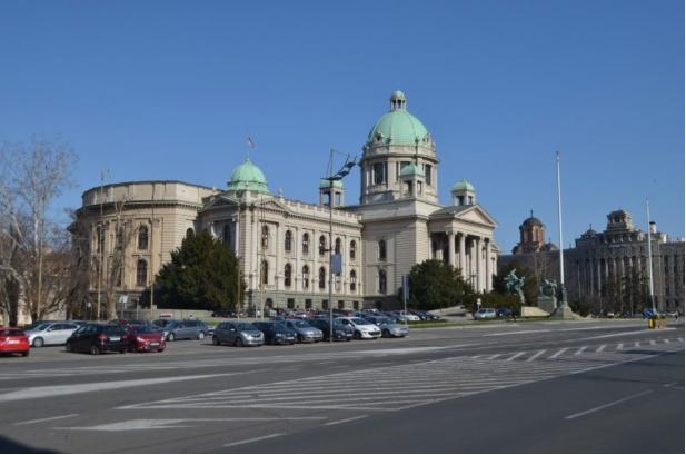 Конститутивна седница на српскиот Парламент ќе се одржи во понеделник