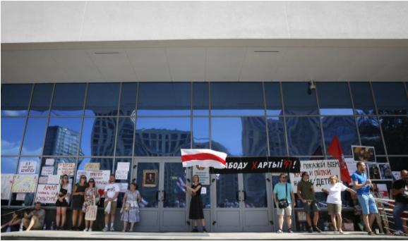 Над 200 вработени во белоруската радиотелевизија се во штрајк