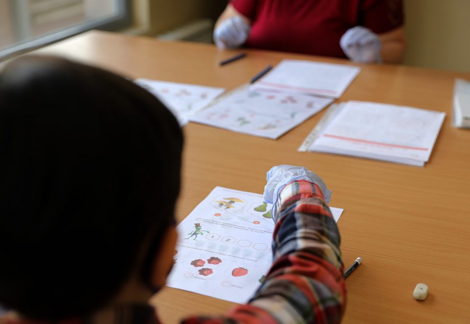 Во Струмица само едно основно училиште почна настава со физичко присуство