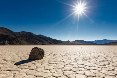 """Пекол на Земјата: Во """"Долината на смртта"""" измерена највисоката темпертура досега"""