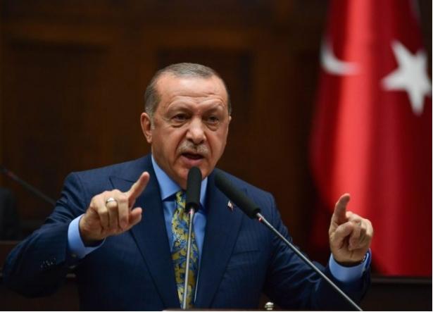 Ердоган: Грција е виновна за тензиите
