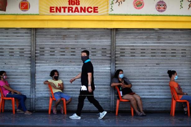 Нов рекорд на Филипините: 5.032 нови случаи на коронавирусот