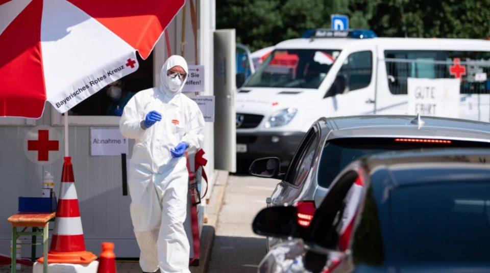 Мутираниот коронавирусот во Германија се шири со брзина на светлината- државата затвори уште два гранични премина