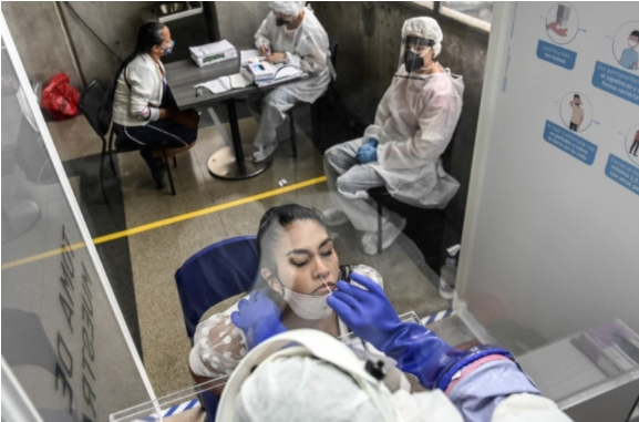 Над 11 илјади новозаразени со коронавирус во Колумбија