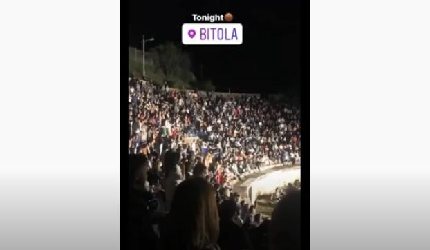 ВИДЕО: Врие на концерт во Битола, препораките и протоколите не се почитуваат