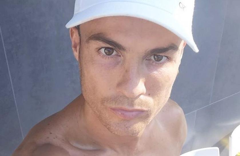 Девојките воздивнуваат, мажите завидуваат: Најновата фотографија на Роналдо направи бум на Инстаграм (ФОТО)
