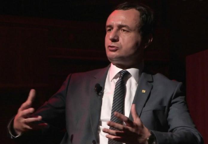 """Албин Курти ќе прави """"Самоопределување"""" во Македонија"""