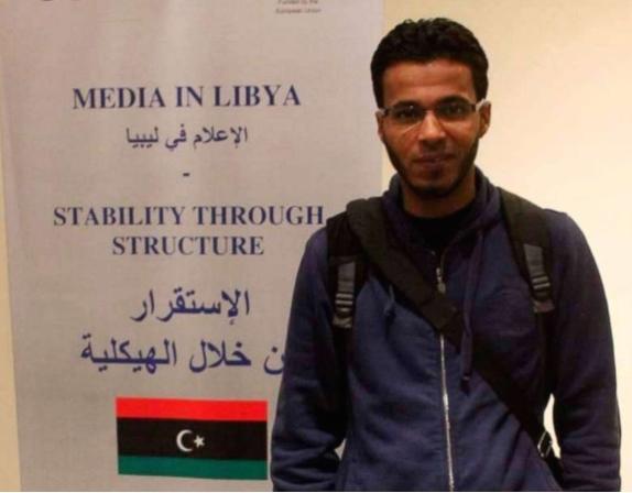 Либиски новинар осуден на 15 години затвор