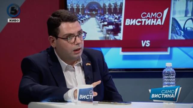 Златев: Милијарда евра СДСМ ги задолжи граѓаните за да ги искористи за предизборен поткуп