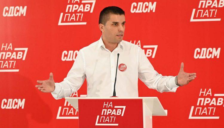 Наместо да подава рака на опозицијата за борба против корупцијата, Николовски да започне од самиот себе