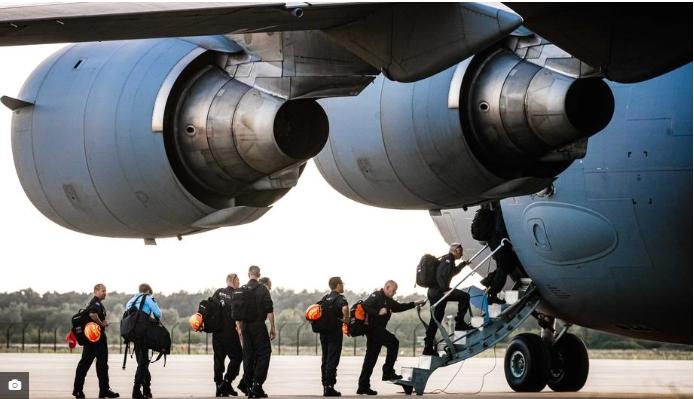 """Меѓународна помош почна да пристигнува во Либан, гувернерот ја нарече ситуацијата """"апокалиптична"""""""