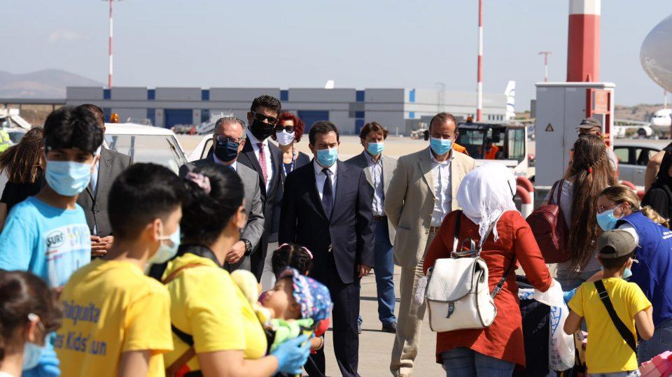 Започнаа доброволните враќања на мигранти од Грција во земјата на нивното потекло