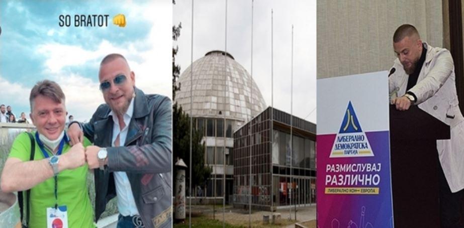 """Сите се против уривање на Универзална сала, само Миро Кацаров """"ЗА"""" – еве и зошто"""
