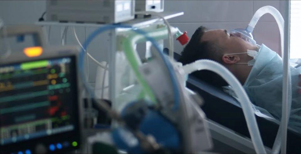 Во Романија рекорден број пациенти на респиратор