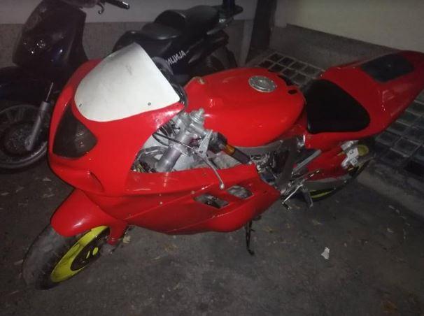 Полицијата казни и 188 мотоциклисти
