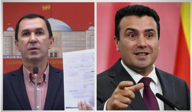 ВИДЕО: Битолчанка ја изрецитира поемата која Ковачевски ја напиша за Зоран Заев