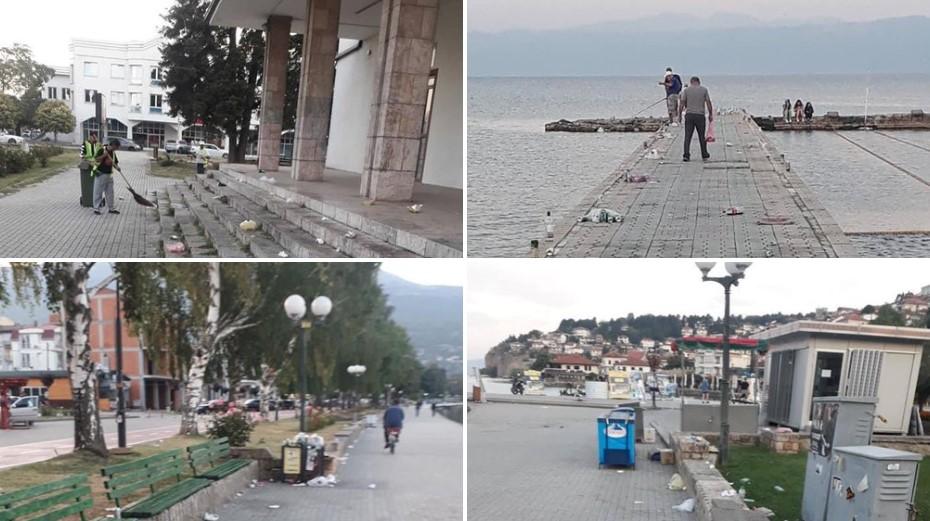 ТВИТ: Тешки опинци те газат Охриде! (ФОТОГРАФИИ)