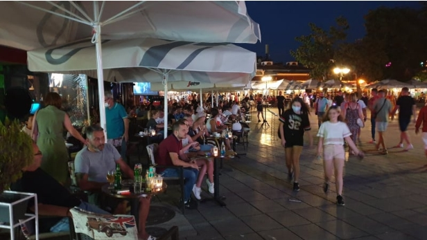 Казни за десет правни субјекти на охридското крајбрежје