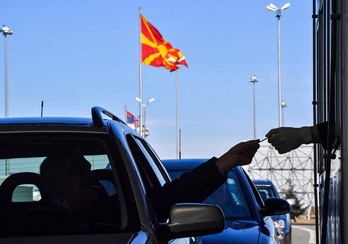 Комисијата предлага отворање на границите со Србија, Црна Гора, Косово и Албанија без PCR тестирање