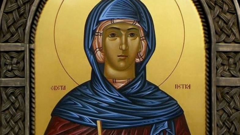 За многу години Света Петка, заштитничката од многу болести и несреќи