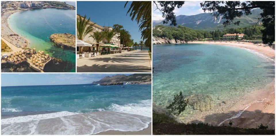 Топ 10 плажи за сечиј вкус и џеб во Црна Гора: Од утре на море таму (ФОТО)