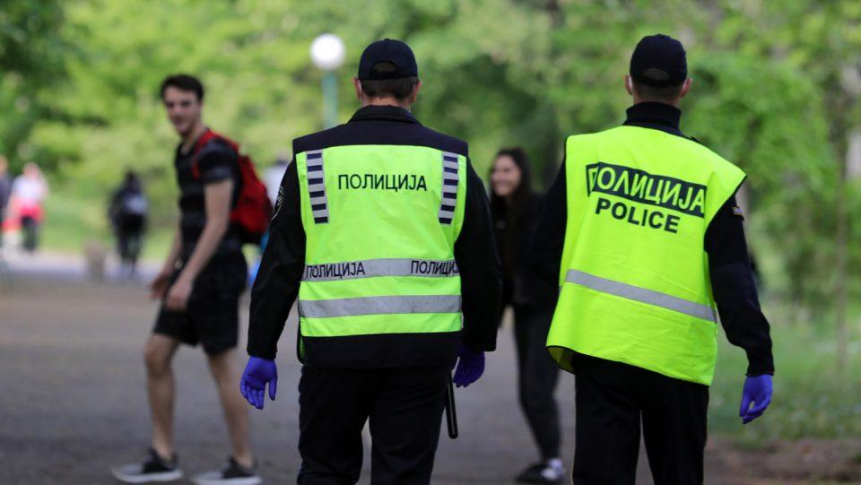 Санкционирани 563 лица за неносење маска