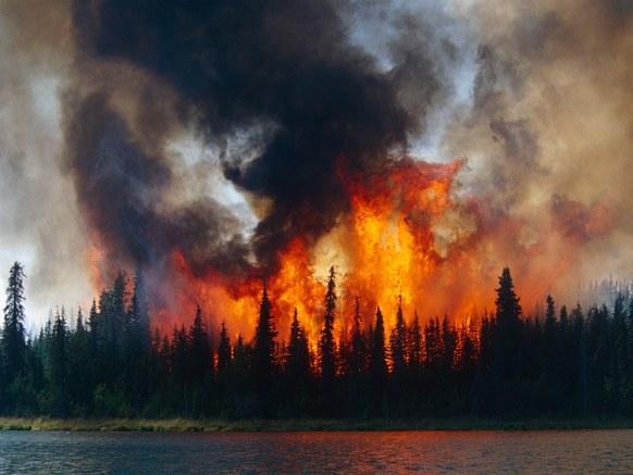 Еднo лице загина при пожар во руска електрана на Арктикот