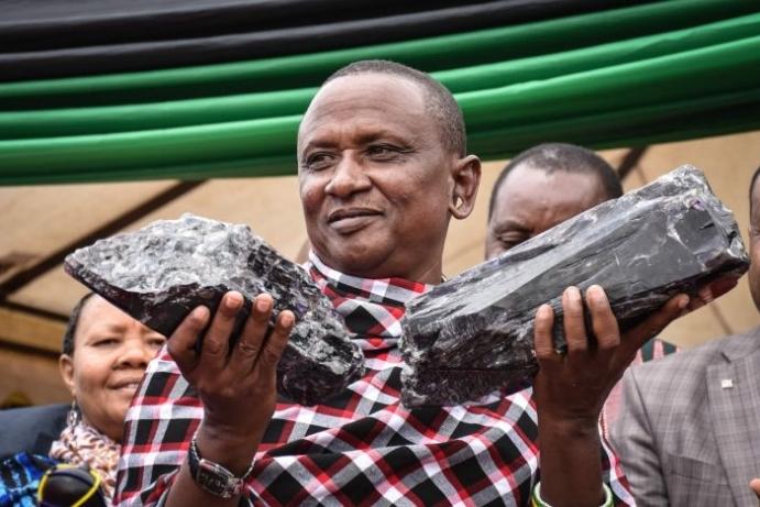 Рудар од Танзанија стана милијардер преку ноќ