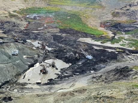 Елементарна непогода во рудниците на РЕК Битола каква не е забележана во последните 20 години (ВИДЕО)
