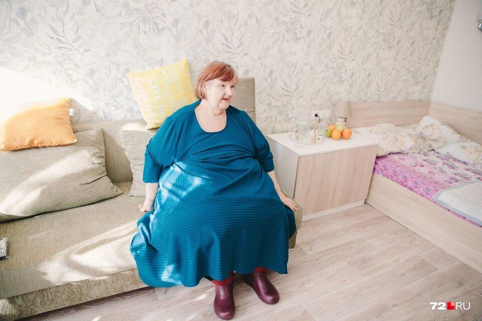 Почина Русинката која некогаш имала 350 килограми: Со години живеела врзана за кревет