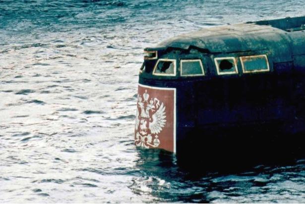 """Дваесет години од потонувањето на руската подморница """"Курск"""""""