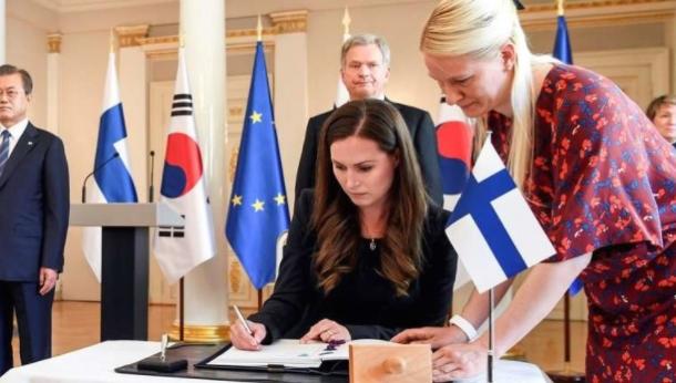 Финската премиерка Сана Марин се сомнева дека има коронавирус