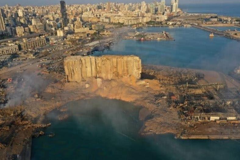 Експлозијата во Бејрут направила кратер од 124 метри (ВИДЕО)