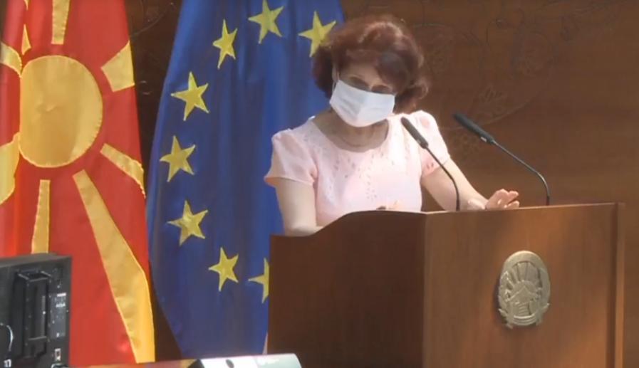 Силјановска Давкова до СДСМ: Ќе имаме шанса да видиме кој е кој во овој пратенички состав, кој води сметка за граѓаните
