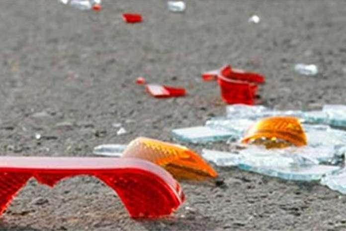 Тешка сообраќајка во Скопје, две лица повредени