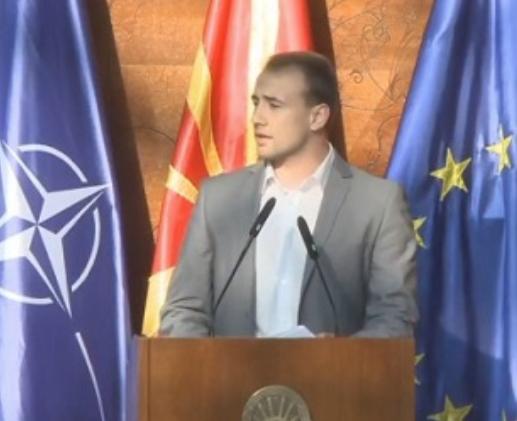 Стојаноски: СДСМ секојдневно и приредува срам на цела нација, Македонија стана земја позната низ светот во однос на корупција, криминал и дрога